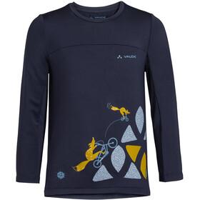 VAUDE Solaro LS T-Shirt II Kids, eclipse